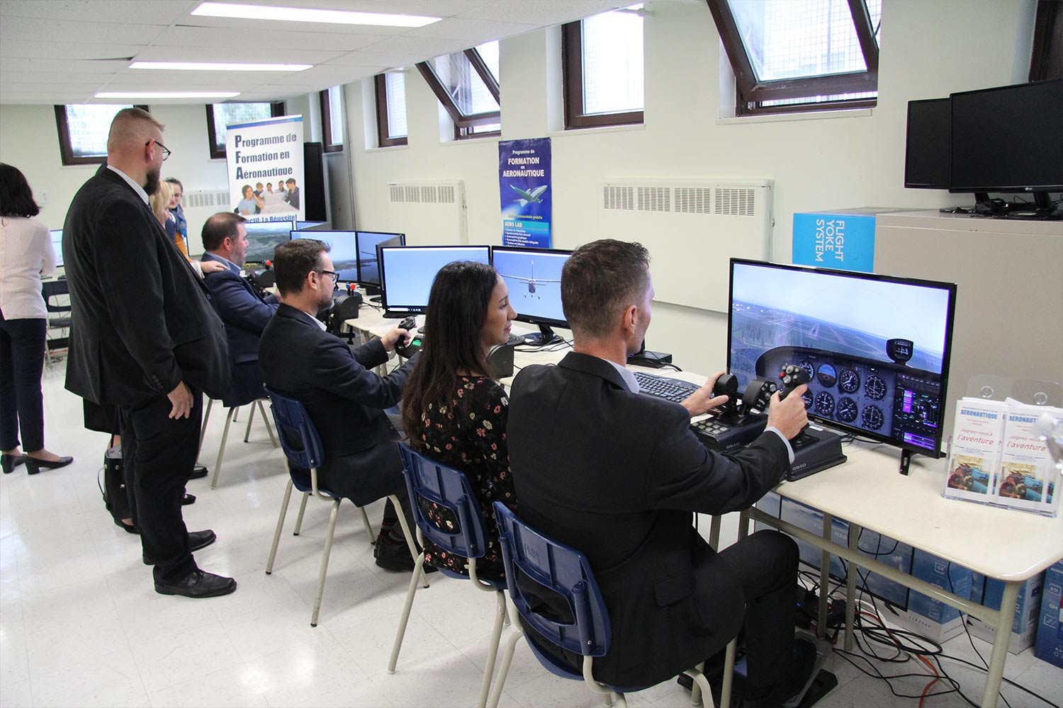 st-laurent-inauguration-aviation-connection